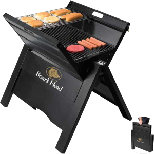 Giant Tailgating Grill